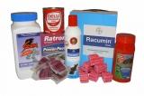 Rattengift, Mausegift und Biozide