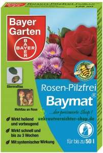 bayer garten rosen pilzfrei baymat 200 ml gegen. Black Bedroom Furniture Sets. Home Design Ideas