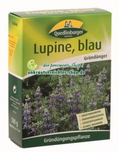 lupine blau lupinus angustifolius gr nd nger. Black Bedroom Furniture Sets. Home Design Ideas