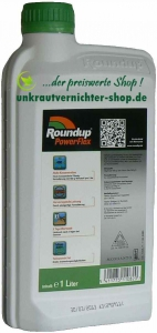Roundup PowerFlex 1 Liter für Roundup UltraMax