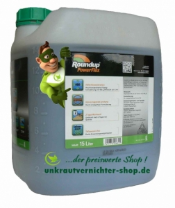 Roundup PowerFlex 15 Liter