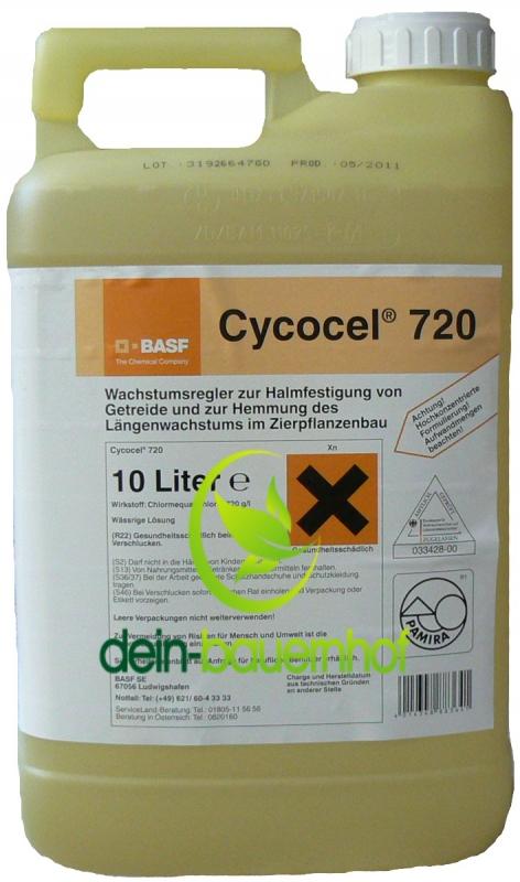cycocel 720 basf 10 liter wachstumsregler zur. Black Bedroom Furniture Sets. Home Design Ideas