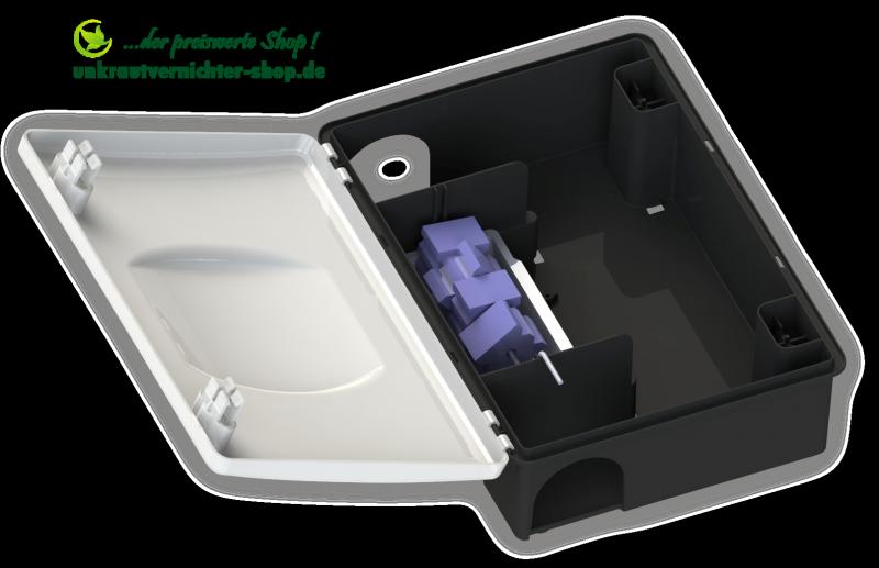 k derstation f r giftk der und schlagfallen. Black Bedroom Furniture Sets. Home Design Ideas